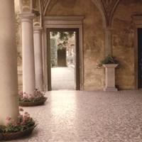 Villa Portico No. 2 Fine-Art Print