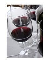 Glasses of Red Wine Fine-Art Print