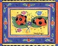 Ladybugs Fine-Art Print