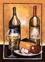 Wine Notes I Fine-Art Print