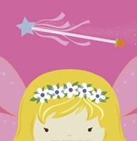 Peek-A-Boo Fairy Fine-Art Print