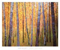 Forest Verticals Fine-Art Print