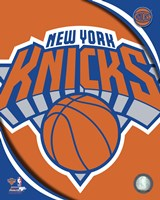 New York Knicks 2012 Team Logo Fine-Art Print