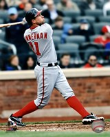 Ryan Zimmerman 2012 Action Fine-Art Print