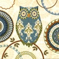 Owl Forest II Fine-Art Print