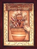 Yummy Holidays Fine-Art Print