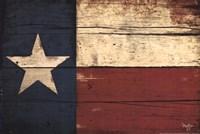 Texas Flag Fine-Art Print