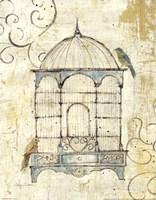 Bird Cage IV Fine-Art Print