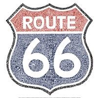 Route 66 Fine-Art Print