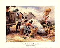 The Cotton Pickers Fine-Art Print