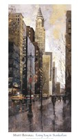 Rainy Day In Manhatten Fine-Art Print