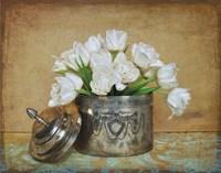 Vintage Tulips Fine-Art Print