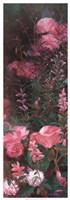 Pink Azalea Garden I Fine-Art Print