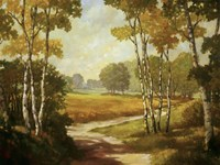 Country Walk I Fine-Art Print
