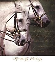 Carousel Horses Fine-Art Print