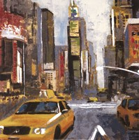 Bright Lights, Big City II Fine-Art Print