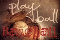 Play Ball Fine-Art Print