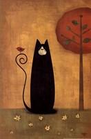Cat Tails I Fine-Art Print