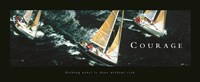 Courage-Sailboats Fine-Art Print