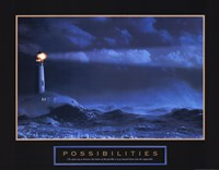 Possibilities-Lighthouse Fine-Art Print