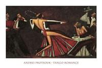 Tango Romance Fine-Art Print
