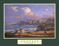Success-Irish Links Fine-Art Print