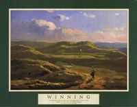 Winning-Irish Links Fine-Art Print