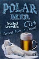 Polar Beer Club Fine-Art Print