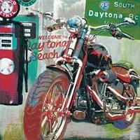 Daytona Beach Fine-Art Print