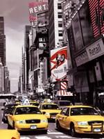 Times Square II Fine-Art Print