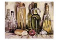 Pasta and Olive Oil Fine-Art Print