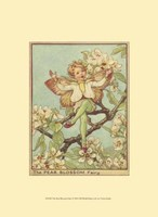 The Pear Blossom Fairy Fine-Art Print