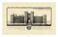 Vintage Wingfield Castle Fine-Art Print