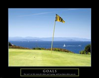 Goals-Golf Fine-Art Print