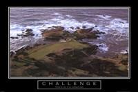 Challenge-Golf Fine-Art Print