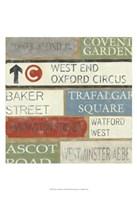 Tour of London Fine-Art Print