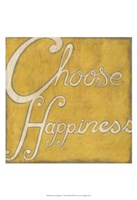 Choose Happiness Fine-Art Print