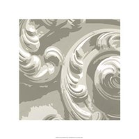 Decorative Relief II Fine-Art Print