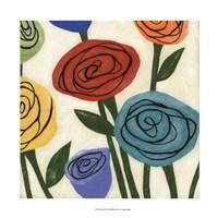 Pop Roses I Fine-Art Print