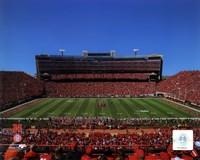 University of Nebraska Cornhuskers Memorial Stadium 2012 Fine-Art Print