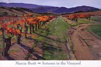 AUTUMN IN THE VINEYARD Fine-Art Print