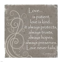 Love Quote Fine-Art Print