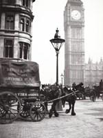 Big Ben, London, c 1900s Fine-Art Print