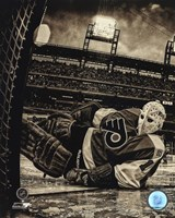 Bernie Parent 2012 Winter Classic Alumni Game Fine-Art Print