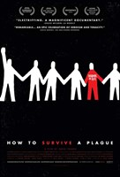 How to Survive a Plague Wall Poster