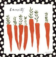 Simple Carrots Fine-Art Print