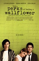 The Perks of Being a Wallflower Wall Poster