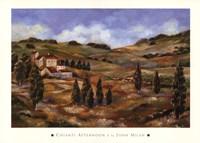 CHIANTI AFTERNOON I Fine-Art Print