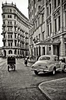 Streets of Havana Fine-Art Print