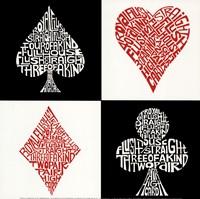 Poker Hands Fine-Art Print
